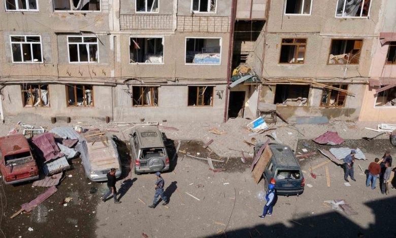 Russian Foreign Ministry says Armenia and Azerbaijan agree to ceasefire
