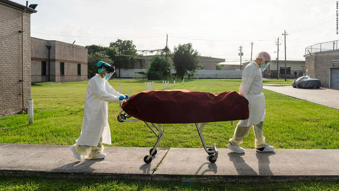 US Corona virus: Former CDC director says 20,000 more corona virus deaths expected by end of this month
