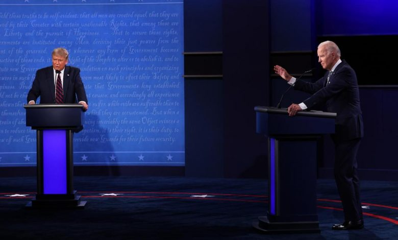 With the town hall debate canceled, Biden and Trump are seeking their own town halls