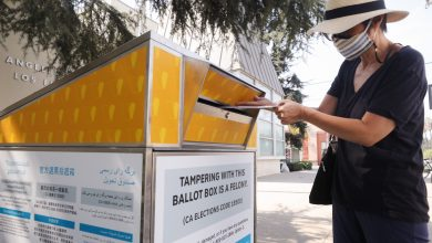Photo of California GOP accused of setting up fake official ballot drop-off boxes across the state