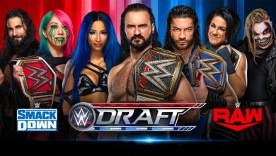 Photo of 2020 WWE Draft Results: SmackDown and Raw rosters, rules, Monday format, pools of superstars