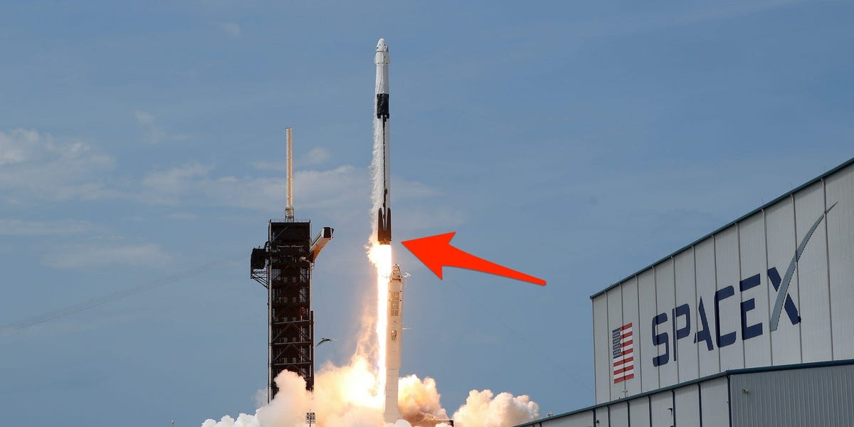NASA-SpaceX astronaut 'not sooner' than November