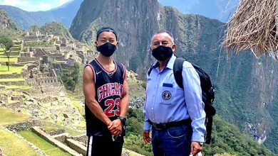 Photo of Machu Picchu bucket list: Japanese tourist stranded in Peru finally arrives