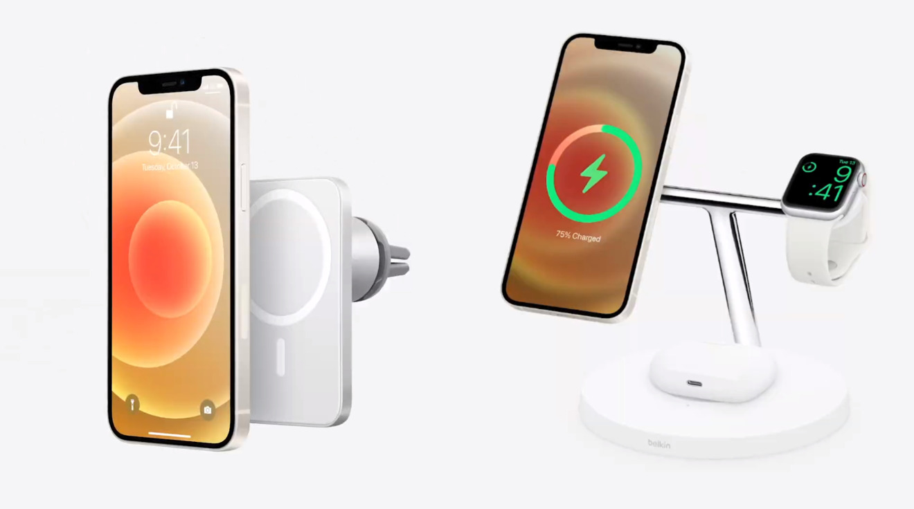 Belkin's new Maxoff accessories