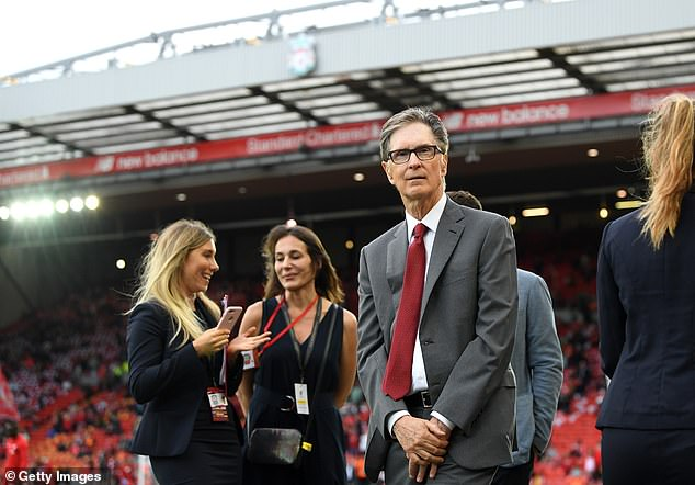 John W. Henry was a key player who first brought this idea back to the table in 2017