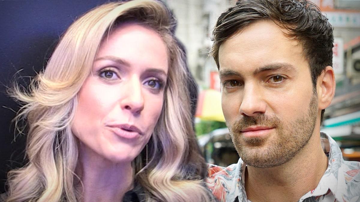 Christine Cavalier's Dating Comedian Jeff Die, Despite Chicago Make Out
