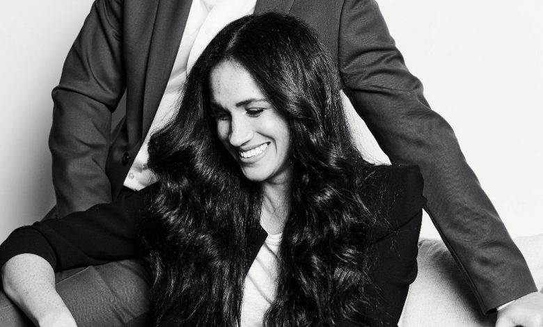 Megan Markle wears Princess Diana's Cartier watch in a new photo with Prince Harry