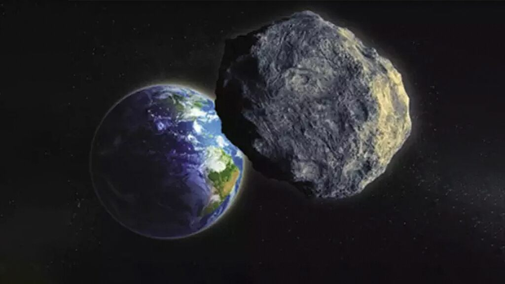 Asteroid could strike Earth Day before election: astronomer Neil de Cross Tyson