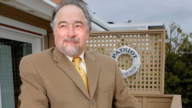 Photo of Radio presenter Michael Savage asked for comments after the Rush Limbaugh Cancer update