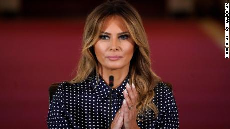Melania Trump describes Govt's disease and reveals that her son Baron contracted it