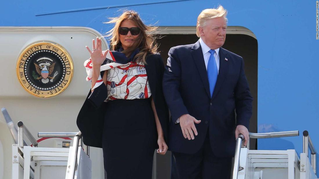 Melania Trump's unprecedented lack of campaign trail