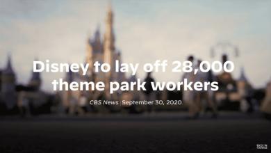 Photo of New Joe Biden ad shines on 28,000 cast member layoffs at Walt Disney World and Disneyland Resort