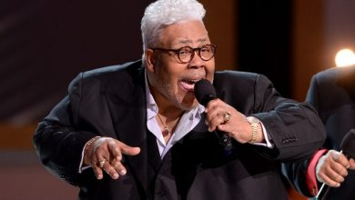 Photo of Bishop Rance Allen, 71, passed away