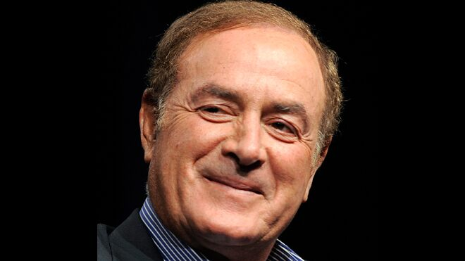 Al Michaels says 'Sunday Night Football' broadcasters forced to wear masks by California authorities