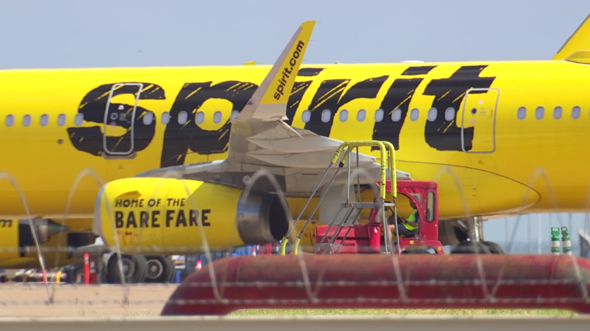 Autopsy report shows COVID-19 dead woman on Spirit Airlines flight Experienced suffocation - NBC 5 Dallas-Fort Worth
