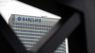 Photo of Barclays Revenue q3 2020
