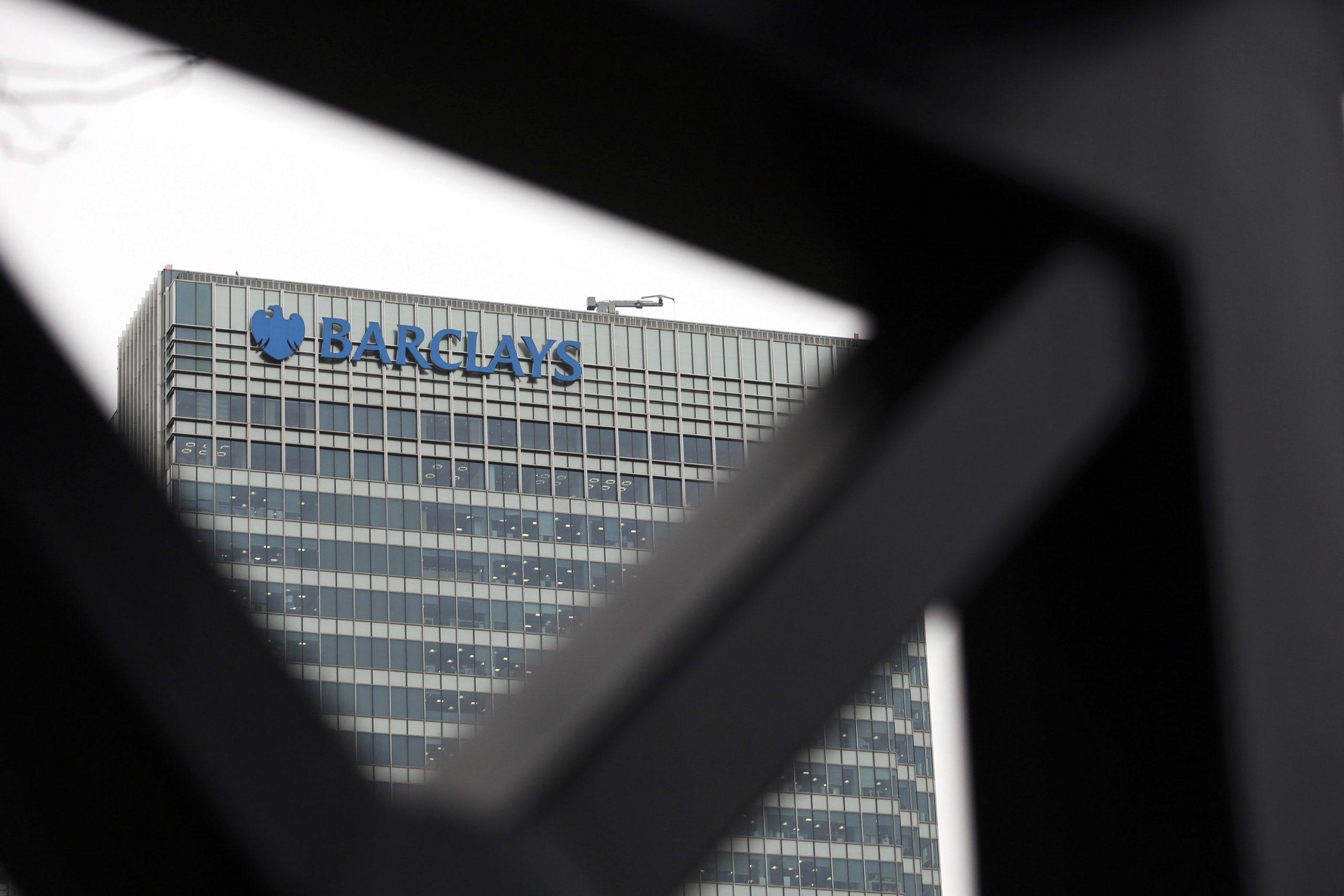 Barclays Revenue q3 2020