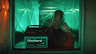 Photo of Bruce Willis revisits his role as John McLane Die Hart Commercial – Timeline