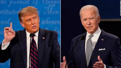 Photo of CNN poll: Biden leads Trump after controversial debate and President Govt's diagnosis