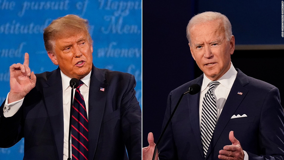 CNN poll: Biden leads Trump after controversial debate and President Govt's diagnosis