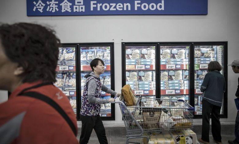 Living Coronavirus Found on Outer Package of Frozen Food in China