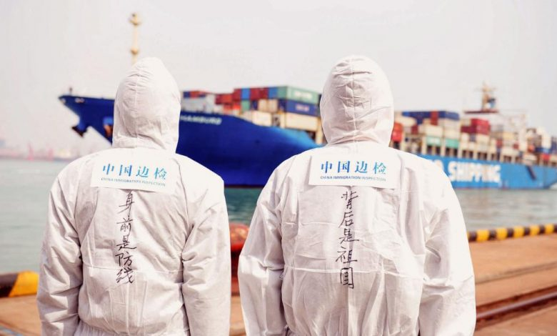 China is set to test 9 million people as a corona virus cluster is detected in Qingdao