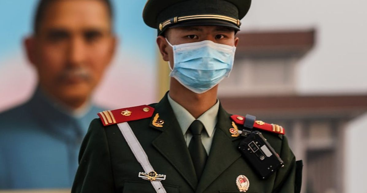 Chinese campaign mocks president after COVID-19 diagnosis