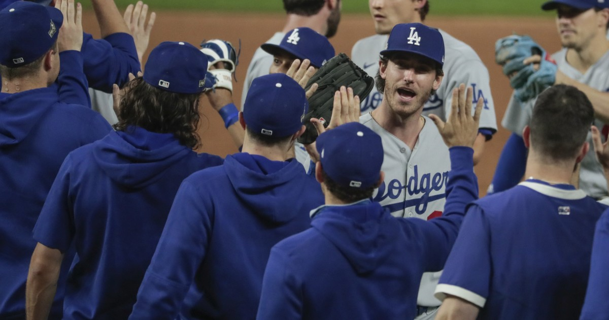 Dodgers wipe out Patrice at NLDS behind star pitch and offense