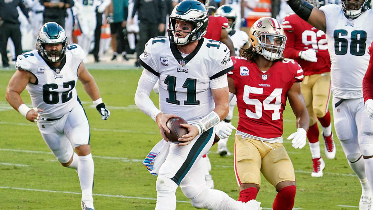 Eagles vs 49ers Score: Live Updates, Game Statistics, Highlights, TV Channel, Sunday Night Football Streaming