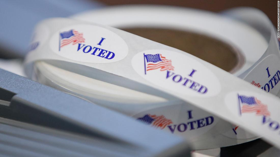 Early Voting: Govt Cases Record Voting in Wisconsin