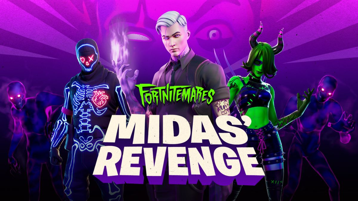 Fort Nightmares 2020 brings back the Midas and introduces new challenges
