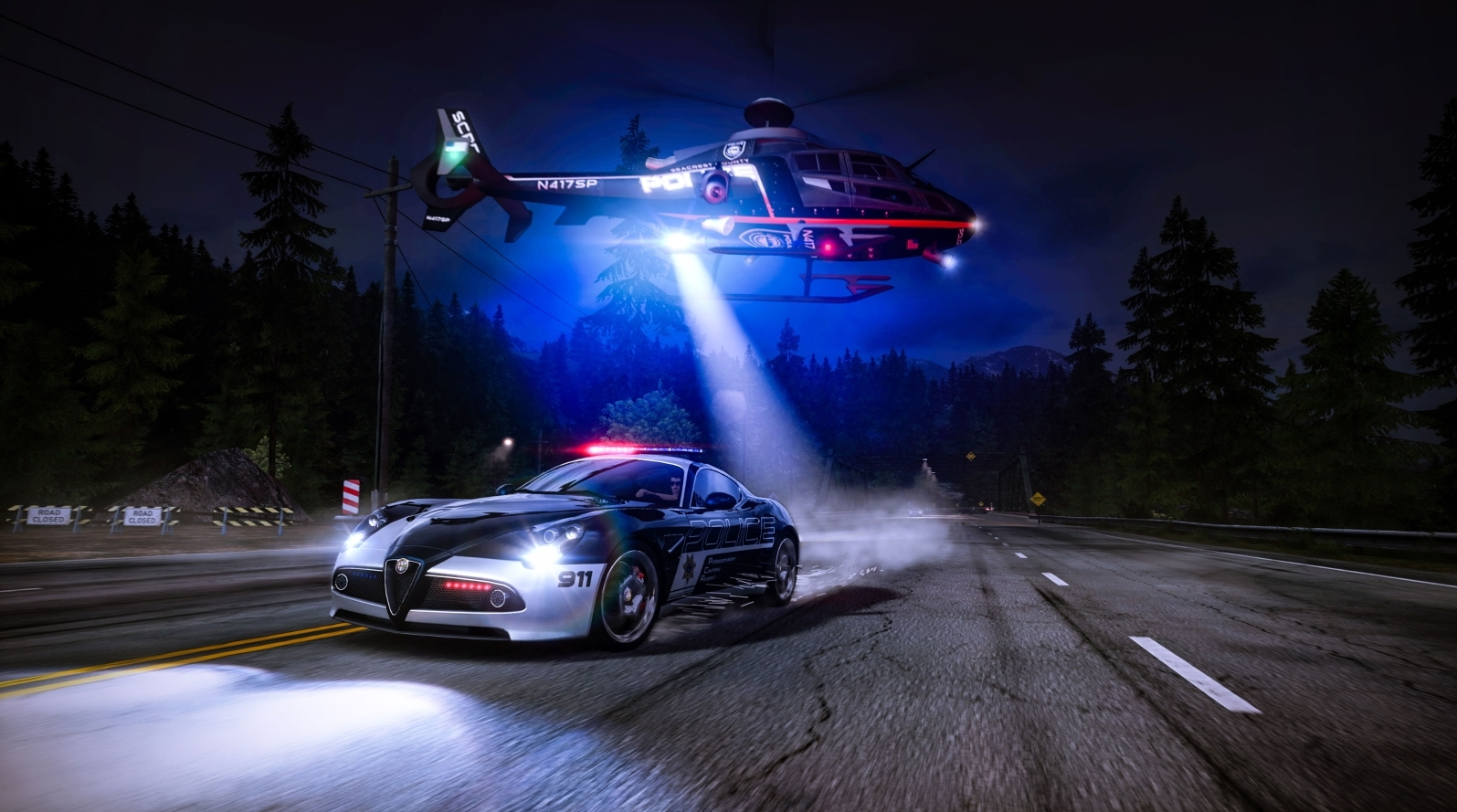 Great demand for speed: Hot Pursuit Revealed Leak Reveals November 6 Release Date, Cross-Drama Multiplayer and More