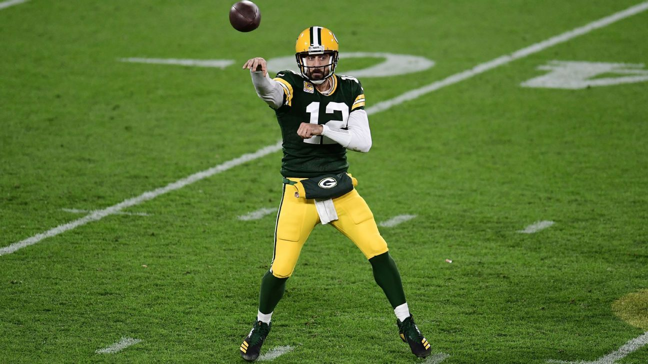 Green Bay Packers were not surprised by the warm start of Robert Tony Aaron Rodges