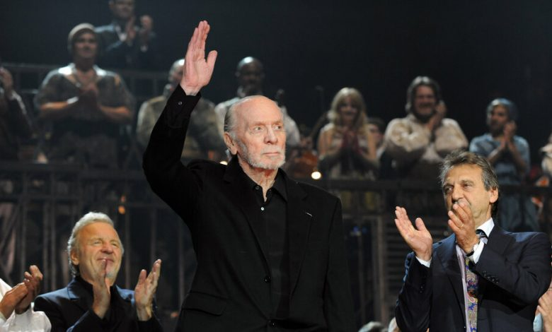 Herbert Gretzmer, songwriter for 'Les Misபிள்rables', dies at 95