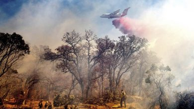 Photo of Hundreds of thousands lose power as Northern California controls more wildfires