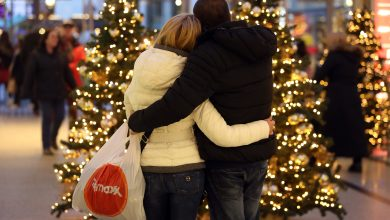 Photo of Infected-tired shoppers want a meaningful holiday season