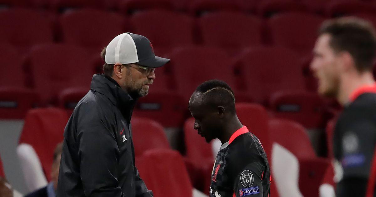 Jர்கrgen Klopp explains the surprising Liverpool alternative against Ajax