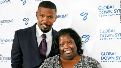 Photo of Jamie Foxx's sister, Deandra Dixon, has died at the age of 36