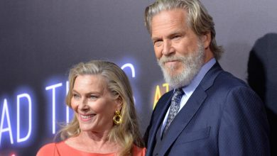 Photo of Jeff Bridges says he was diagnosed with lymphoma