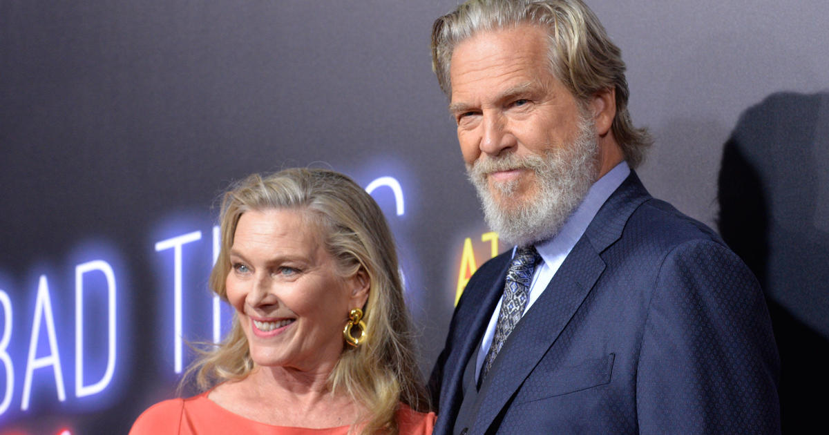 Jeff Bridges says he was diagnosed with lymphoma
