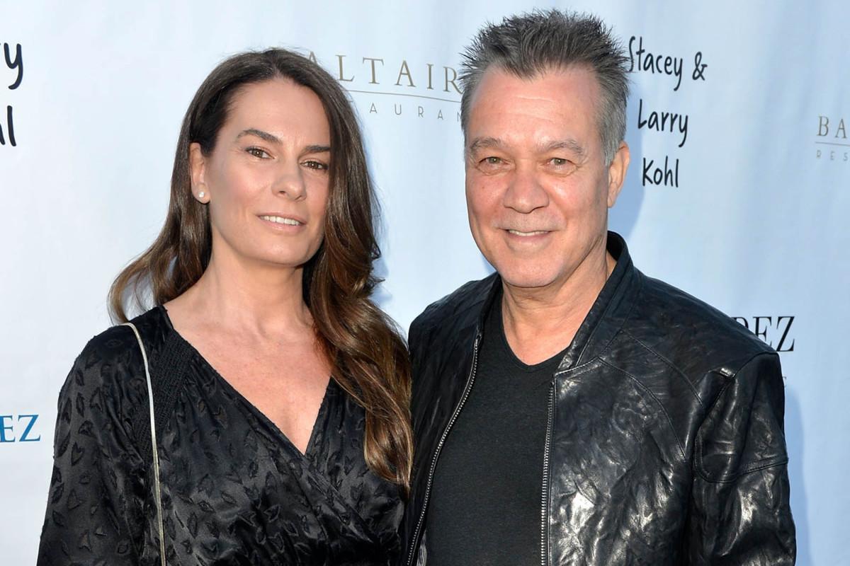 Johnny Liszewski, wife of Eddie Van Hollen, breaks up with M.N.
