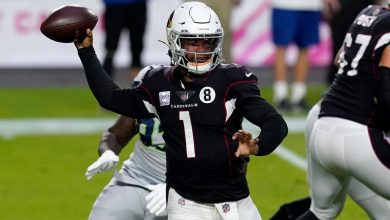 Photo of Kyler Murray takes Arizona cardinals to a position of honor