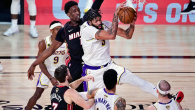 Photo of LeBron James' Championship Formula: Breathing Lakers Defense, and a Blast from His Hot Past