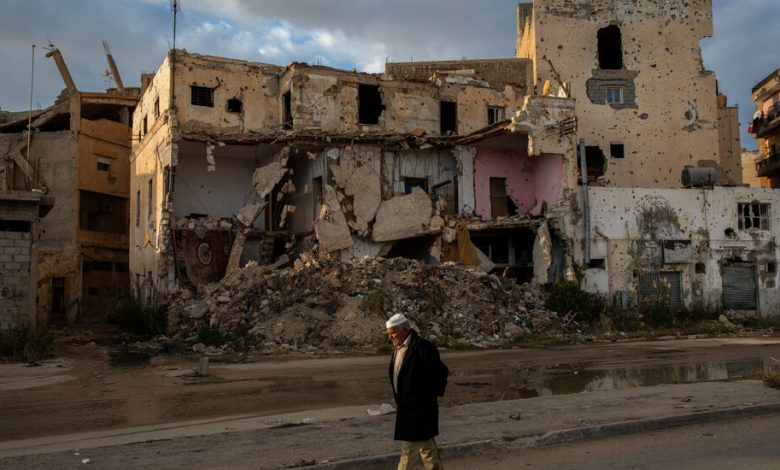 Libya's two main factions agree to a ceasefire