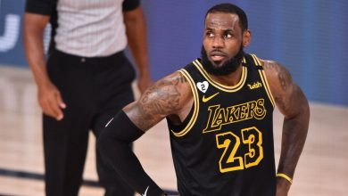 Photo of Los Angeles Lakers LeBron James Danny Green's Miss – 'It Didn't Go'