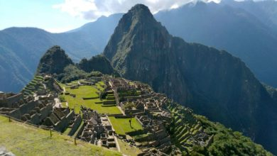 Photo of Machu Picchu opened for single tourists who waited seven months to see it