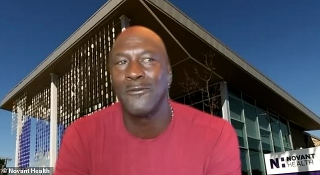 Photo of Michael Jordan opens a second health clinic for the uninsured in his hometown of Charlotte