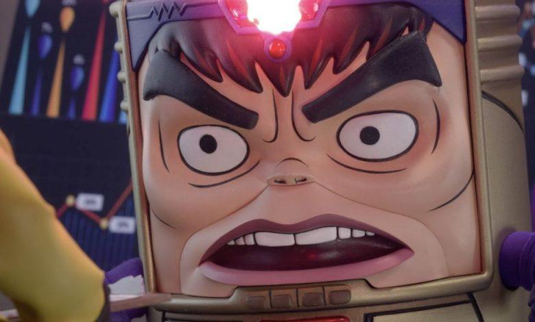 Motok Scenes: Hulu Marvel with Robot Chicken