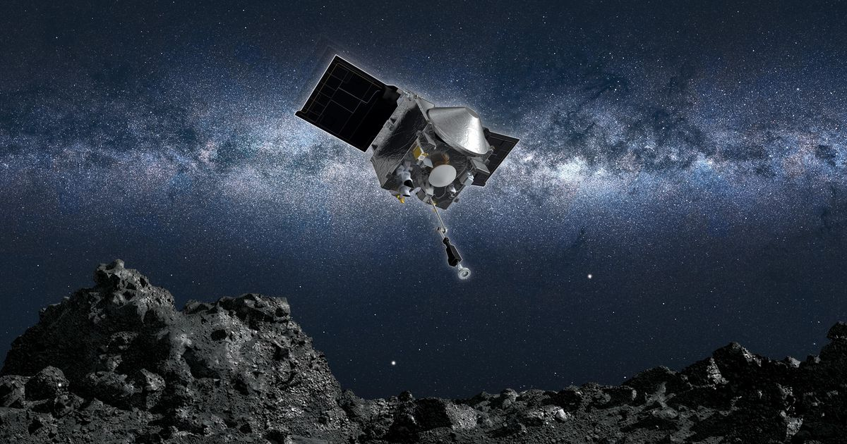 NASA is going to land on the asteroid pen and capture a part: How to watch live