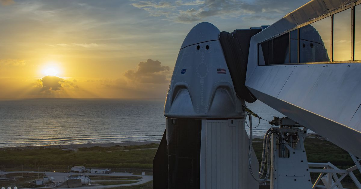 NASA's SpaceX Crew-1 mission is delayed until November